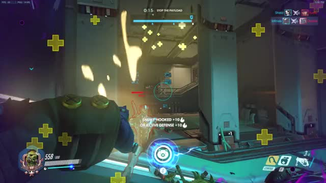 Watch and share Zarya Deny GIFs by Infinate on Gfycat