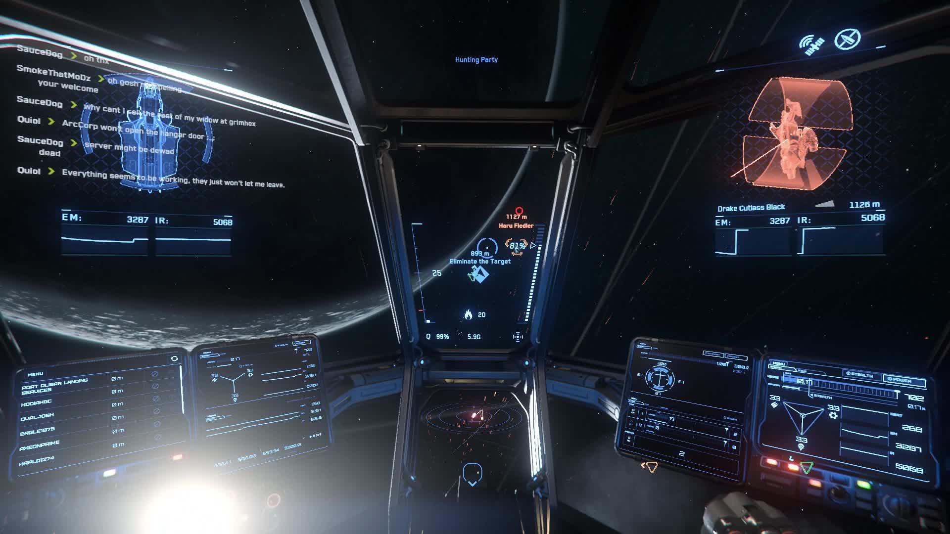 squadron42starcitizen, SC kill GIFs