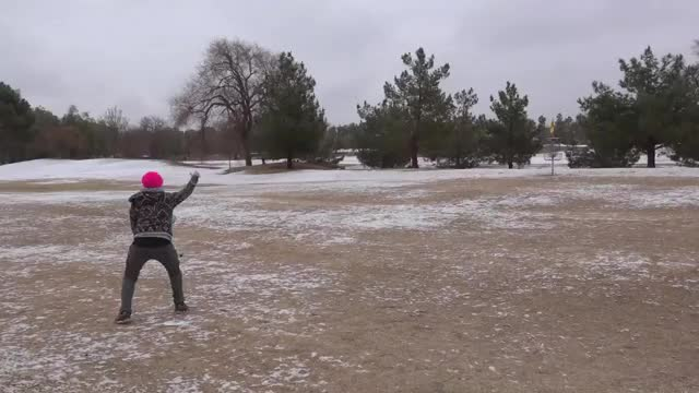Watch LVC 2019 Round 1 Lisa Fajkus hole 7 throw-in putt GIF by Benn Wineka UWDG (@bennwineka) on Gfycat. Discover more related GIFs on Gfycat