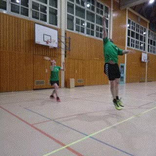 Watch Crossminton Mixed GIF by @crossmintontyp on Gfycat. Discover more Crossminton, DCV, Mixed, Racket, Schläger, Speed Badminton, Speedminton, Sport, Sports, fuechseberlin, füchseberlin, racket sport GIFs on Gfycat