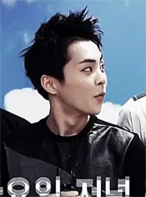 Watch this GIF on Gfycat. Discover more Anonymous, biastalk, exo, exo imagines, exo reactions, exo xiumin, kim minseok, kpop imagines, kpop reactions, minseok, puzzlehearted, talk to exo, xiumin, xiumin imagines, xiumin reactions GIFs on Gfycat