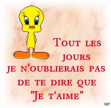 Watch and share Titi Et Coeur... Merci Au Créateur De Cette Image GIFs on Gfycat