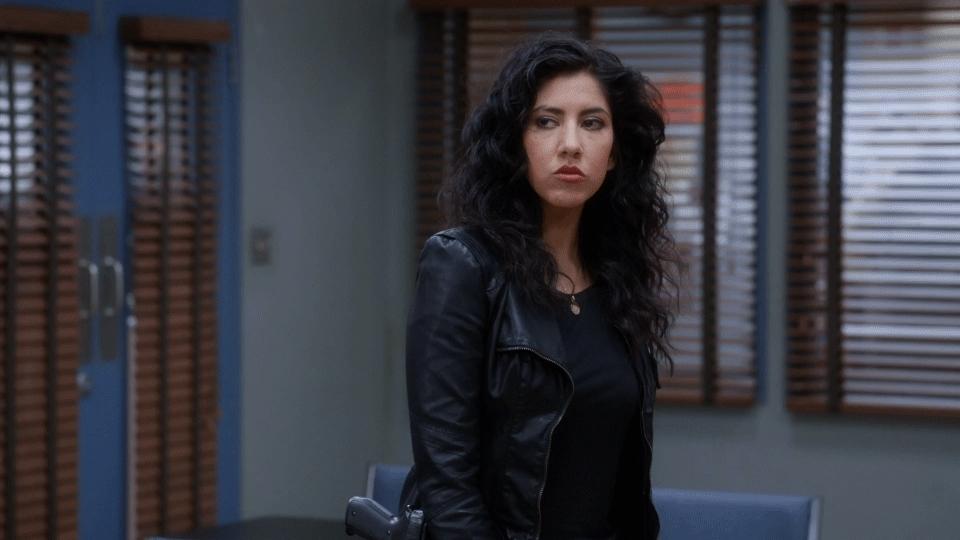 Stephanie Beatriz, blank stare GIFs