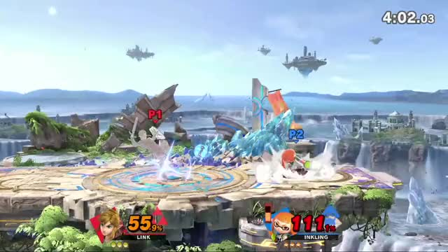 Watch and share Super Smash Bros GIFs and No Contest GIFs by EventHubs on Gfycat