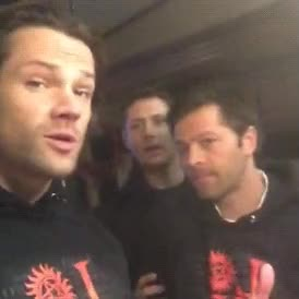 Watch cool cool cool GIF on Gfycat. Discover more jared padalecki, misha collins GIFs on Gfycat