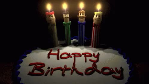 Watch and share Happy Birthday! GIFs on Gfycat