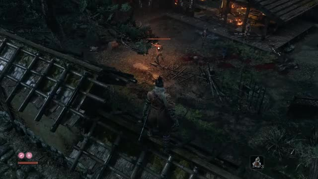Watch and share Sekiro GIFs by darkredninja on Gfycat