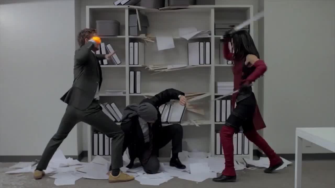 daredevil, defenders, elektra, iron fist, Marvel's THE DEFENDERS Final Trailer (NETFLIX) - OFFICIAL GIFs