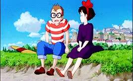 Watch and share Studio Ghibli GIFs and My Gifs GIFs on Gfycat