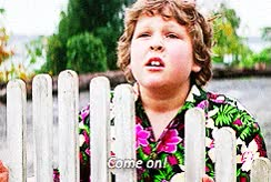 Watch and share Gif Mygifs Film The Goonies GIFs on Gfycat