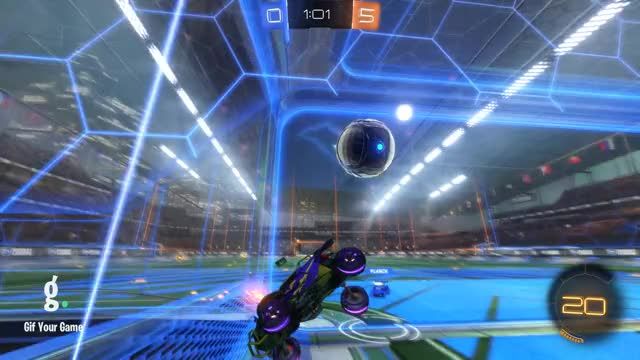 Watch Assist 4: Maxwell GIF by Gif Your Game (@gifyourgame) on Gfycat. Discover more Assist, Gif Your Game, GifYourGame, Maxwell, Rocket League, RocketLeague GIFs on Gfycat