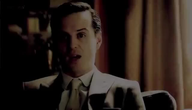 Watch and share Moriarty GIFs and Sherlock GIFs on Gfycat