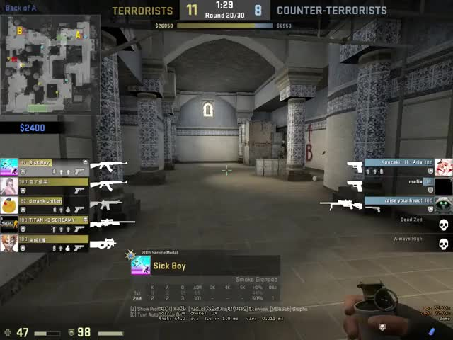 Watch Smoking Kills GIF on Gfycat. Discover more GlobalOffensive, kill, smoke GIFs on Gfycat