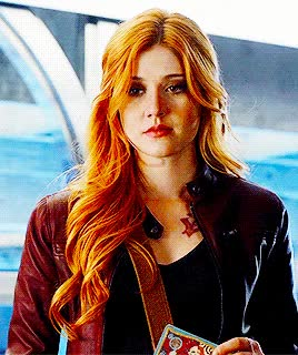 Watch and share Clary Fray 1x08 Gif GIFs on Gfycat