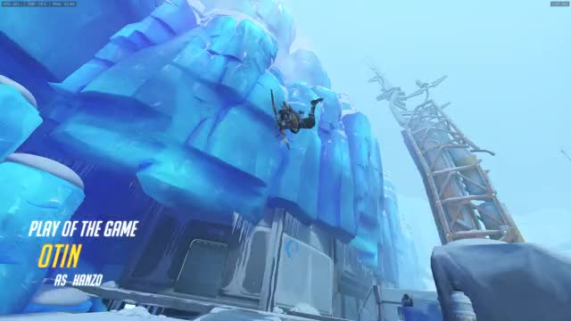 Watch and share 120fps Gameplay GIFs and Overwatch GIFs by Otin on Gfycat
