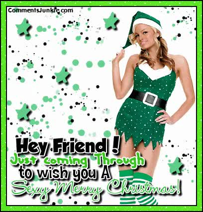 """Watch and share Sexy Elf Girl Comment. """"...to Wish You A Sexy Merry Christmas'. GIFs on Gfycat"""