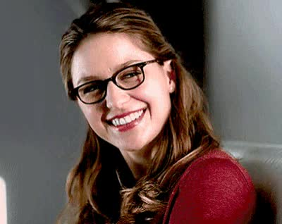 Watch this cute GIF by @rocky2689 on Gfycat. Discover more cute, cw, laughing, melissa benoist, smile, supergirl, upergirl GIFs on Gfycat