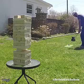 Watch JENGA! GIF on Gfycat. Discover more related GIFs on Gfycat