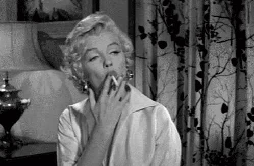 Watch Smoking Cigarette GIF on Gfycat. Discover more related GIFs on Gfycat