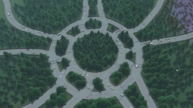 Watch Swindon Magic Roundabout - C:S GIF on Gfycat. Discover more citiesskylines, intersection, roundabout GIFs on Gfycat