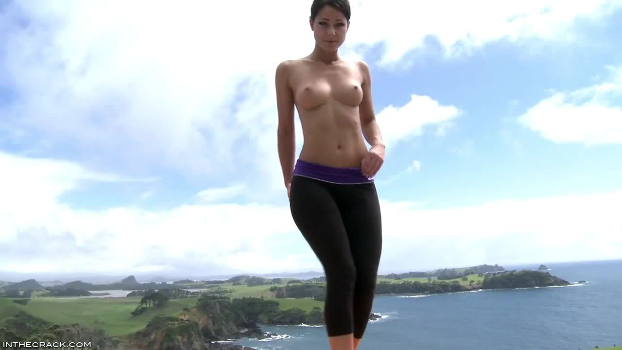 Gif naked yoga, porn boobs naked