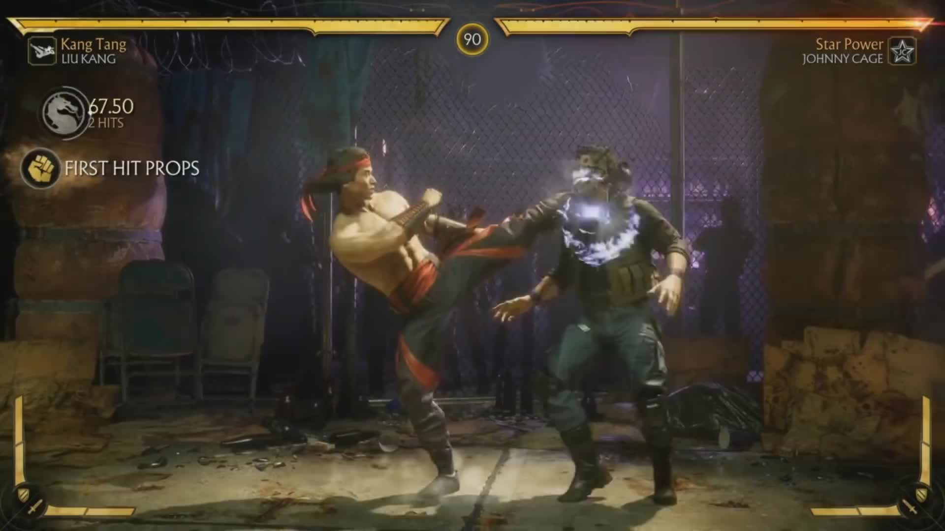 Liu Kang Mk11 Gifs Search Search Share On Homdor