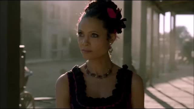 Watch and share Thandie Newton GIFs and Westworld GIFs by Reactions on Gfycat