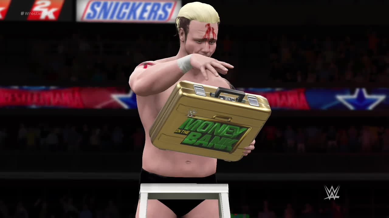wwe, wwe2k17, wwegames, Squidward.exe is not compatible with WWE 2k17 GIFs