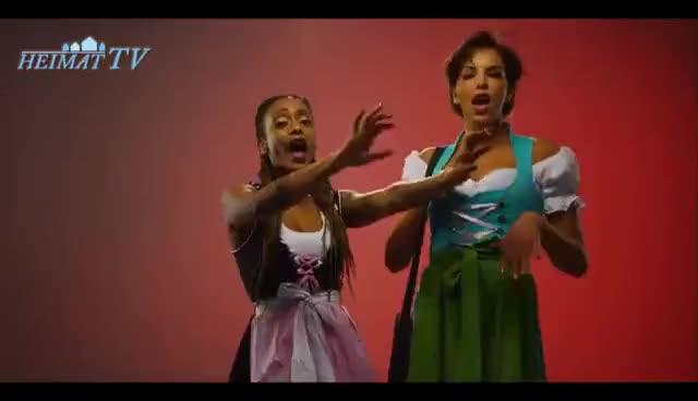 Watch and share Ali As Feat. SXTN – Von Den Fernen Bergen (OFFICIAL VIDEO) GIFs on Gfycat