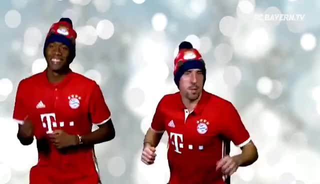 Watch FC Bayern Christmas Song GIF on Gfycat. Discover more related GIFs on Gfycat