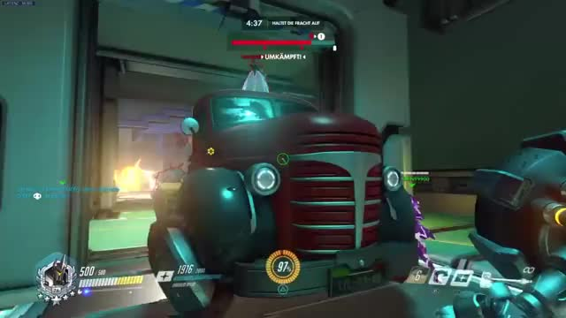 Watch Poor Rein GIF on Gfycat. Discover more PS4share, Gaming, MSQuwerta, Overwatch, PlayStation 4, SHAREfactory™, Sony Interactive Entertainment, highlight, {4ca3a8c8-4dd4-449e-9c04-72147f4f2dd4} GIFs on Gfycat