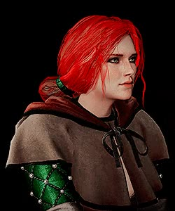 Watch witcher triss GIF on Gfycat. Discover more related GIFs on Gfycat