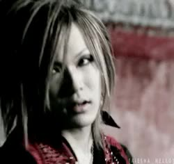 Watch INSANITY GIF on Gfycat. Discover more The Gazette, gif, guren, jrock, pv, rieshahello gif, u g, uruha, visual kei GIFs on Gfycat