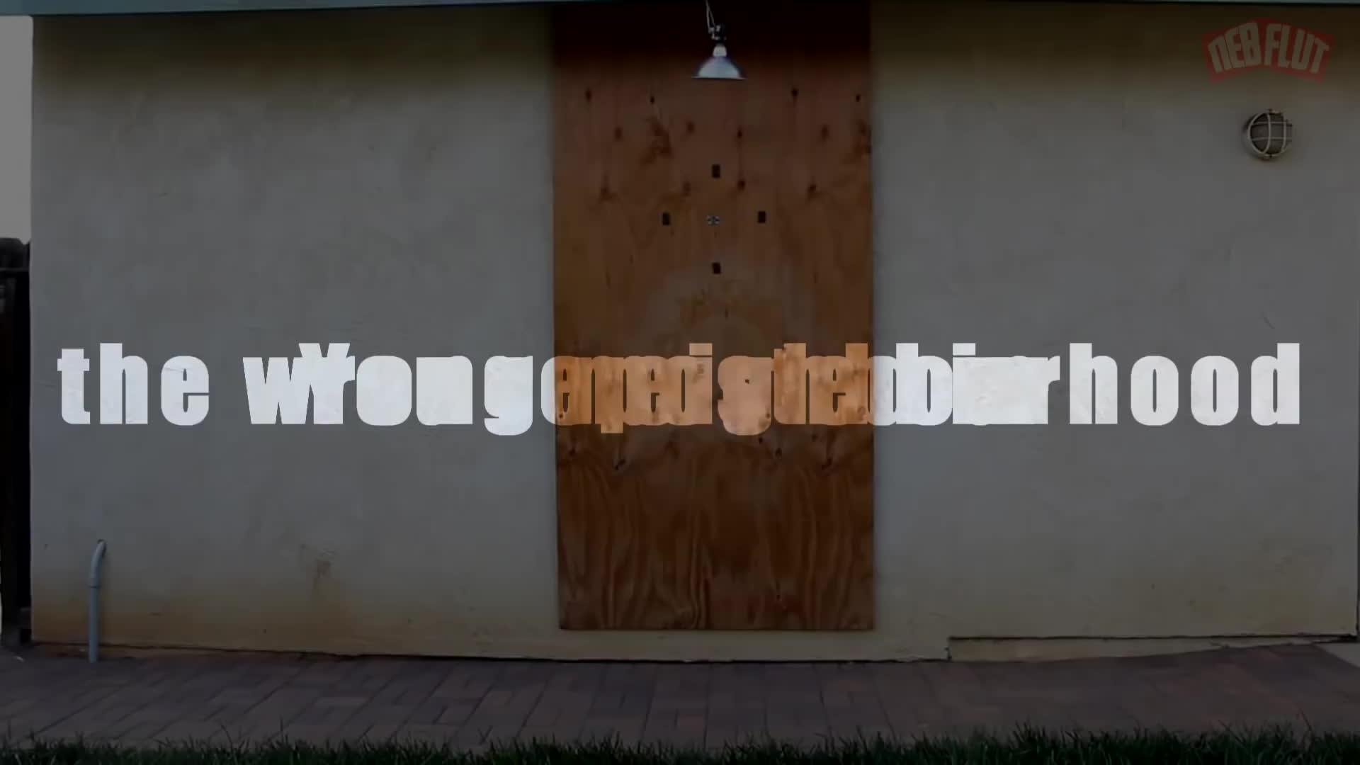 the wrong neighborhood lyrics