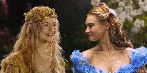 Watch this lily james GIF on Gfycat. Discover more aurora, cinderella, elle fanning, lily james, manip GIFs on Gfycat