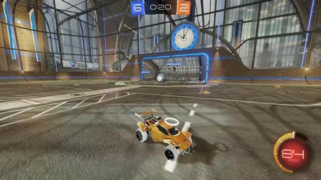 Watch Goal 9: Binagin GIF by Gif Your Game (@gifyourgame) on Gfycat. Discover more Binagin, Gif Your Game, GifYourGame, Goal, Rocket League, RocketLeague GIFs on Gfycat