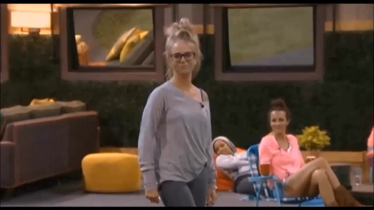 bigbrother, Nicole's Dance Routine From the Live Feed Last Night (reddit) GIFs