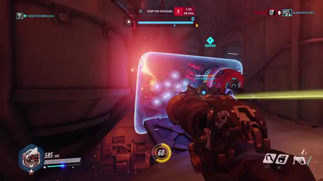 Watch Tavo O. - #PS4share GIF on Gfycat. Discover more Overwatch GIFs on Gfycat