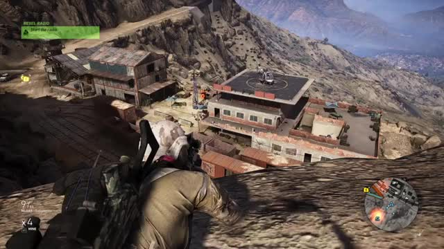 Watch Lucky SOB GIF by GTAgifs (@foodank) on Gfycat. Discover more PS4share, PlayStation 4, Sony Interactive Entertainment, Tom Clancy's Ghost Recon® Wildlands, foodank_atr GIFs on Gfycat