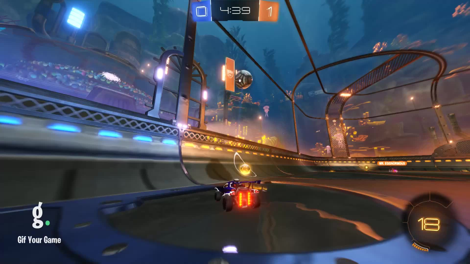 Gif Your Game, GifYourGame, Goal, Rocket League, RocketLeague, mast3r, Goal 2: mast3r GIFs