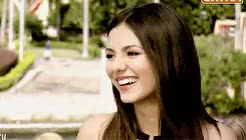 Watch and share Victoria Justice GIFs and Smiling GIFs on Gfycat
