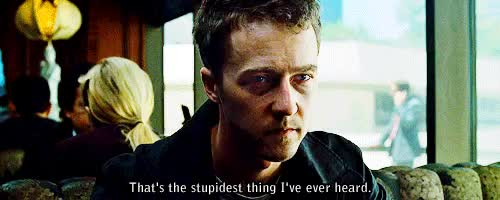 Watch and share Fight Club' GIFs on Gfycat