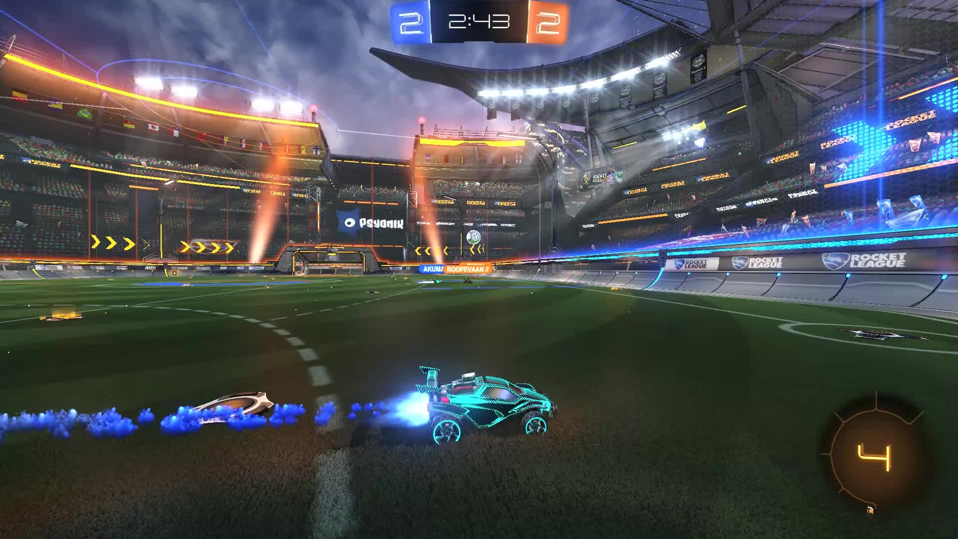 RocketLeague, EXCUSE ME? (Competitive) GIFs