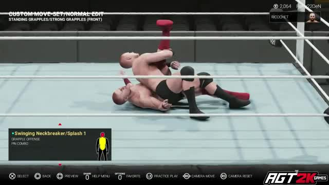 Watch and share Wwe 2k19 Moves Pack GIFs and Wwe 2k19 Dlc Moves GIFs on Gfycat