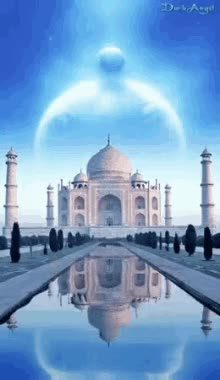 Watch Taj Mahal GIF on Gfycat. Discover more related GIFs on Gfycat