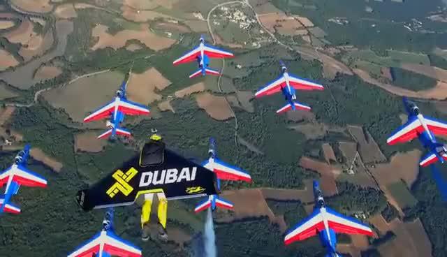 Watch and share Alpha Jetman – Human Flight And Beyond 4K GIFs on Gfycat