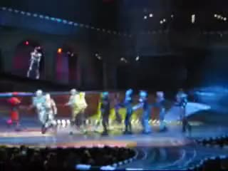 StEx Electra Dancing