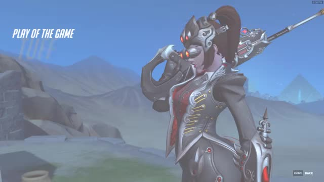 Watch and share Widowmaker GIFs and Overwatch GIFs by Bawb on Gfycat