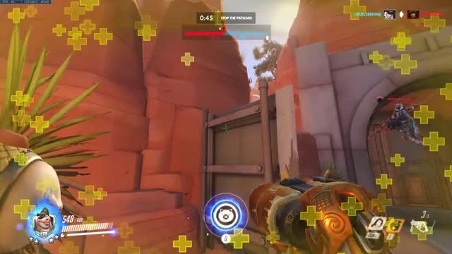Watch and share Overwatch GIFs and Mei GIFs by 122overwatch on Gfycat