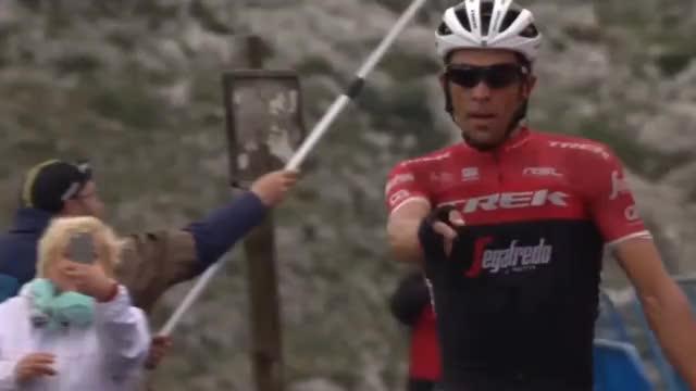 Watch Alberto Contador ● Gracias El Pistolero ● 2017 ● HD GIF on Gfycat. Discover more contador GIFs on Gfycat
